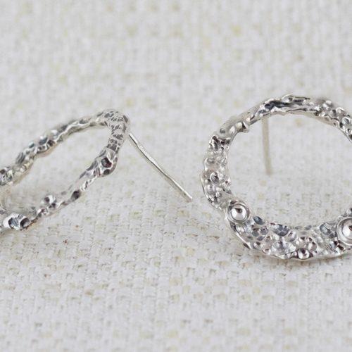 Orecchini Moon Ring Small 2
