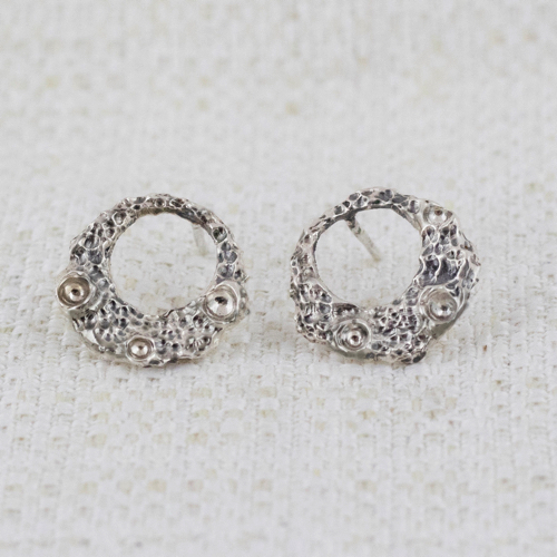 Orecchini Moon Ring Extra Small 5