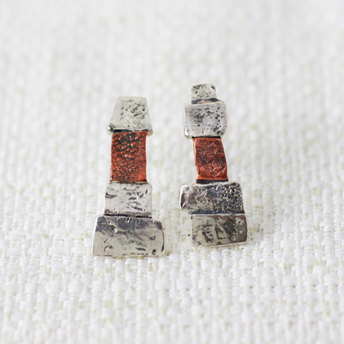Stonehenge Earrings Small 4